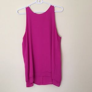 Violet + Claire Pink Tank